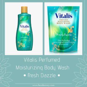 Mandi parfum vitalis