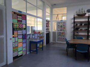 ruang kelas YIS
