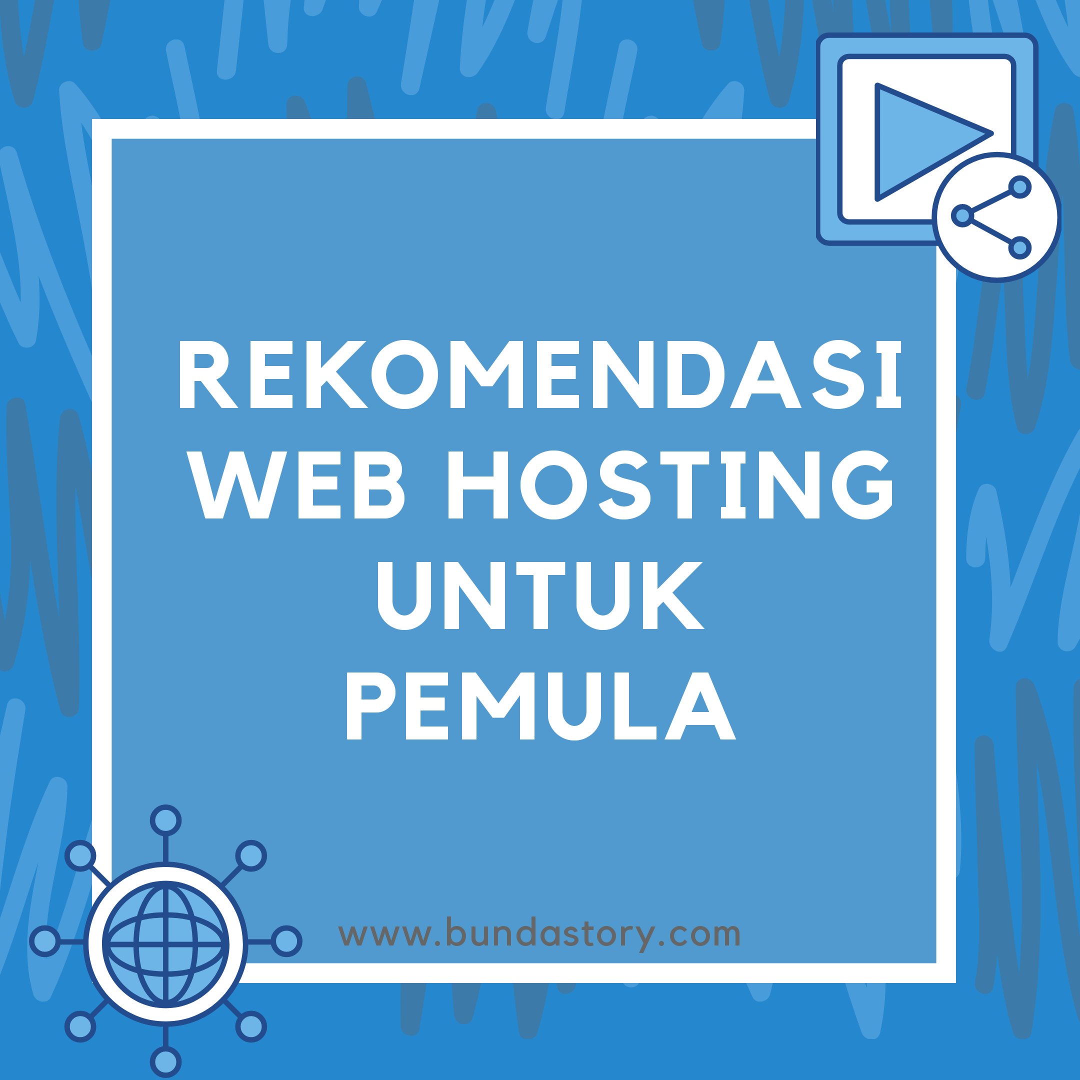 Web hosting untuk pemula