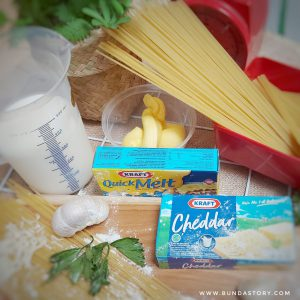 spaghetti creamy